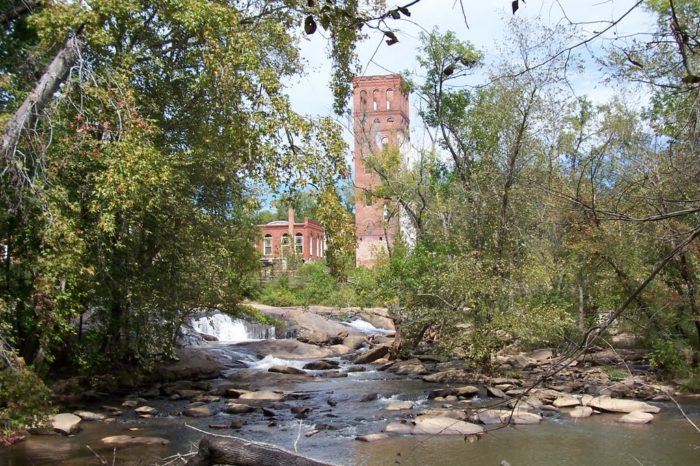 7. Glendale Mill
