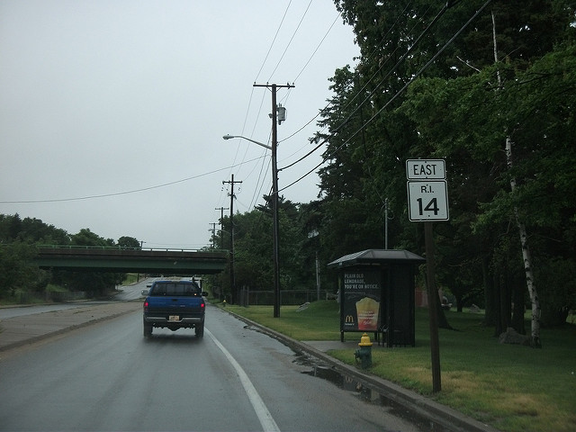 3. Plainfield Pike, Scituate