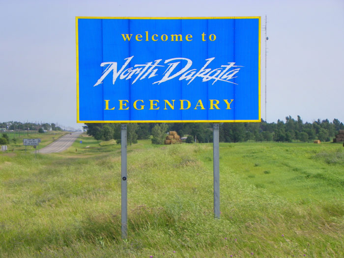 20. Knowing that North Dakota will always be there to welcome you back.