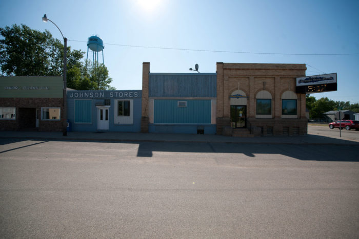 Edmore is your typical, quaint North Dakota small town.