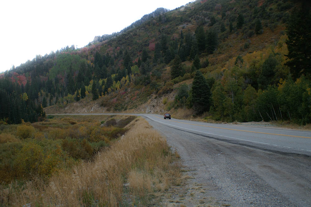 The Haunted Big Cottonwood Canyon Road In Utah Is