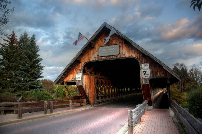 4. Holz-Brucke Bridge