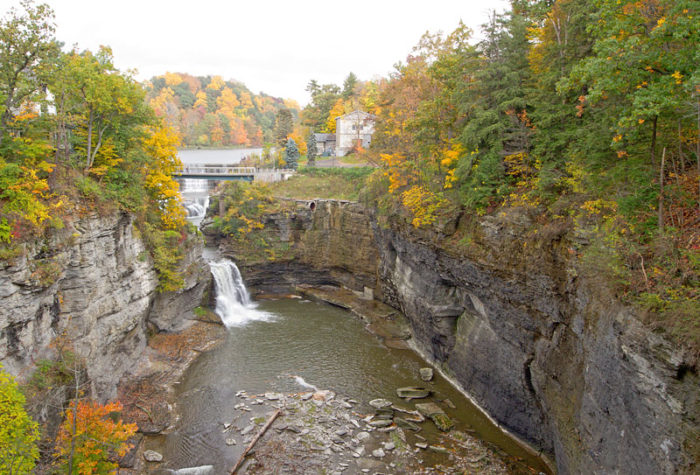 6. Last but not least, you'll finish off your adventure with Triphammer Falls.