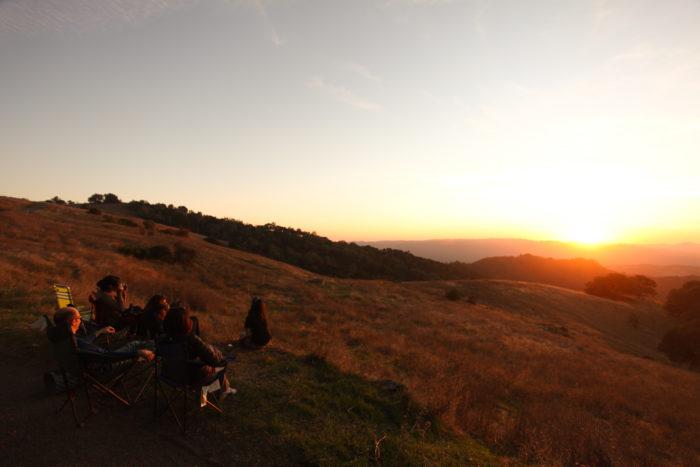 1. Mount Diablo State Park: Oakland