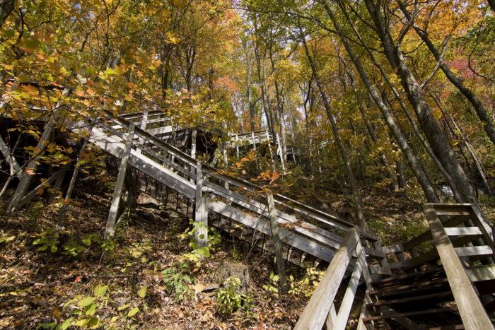 3. Amicalola Falls State Park—418 Amicalola Falls Lodge Rd, Dawsonville, GA 30534