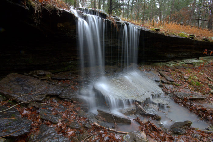 Of course, there are a number of unnamed falls you may discover along the way.