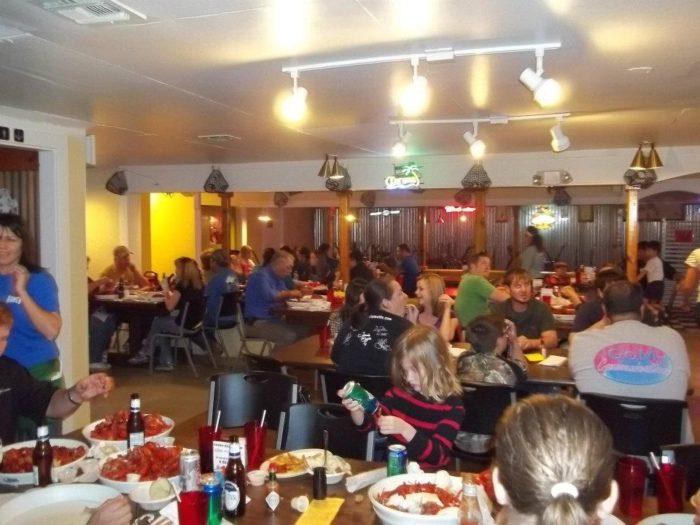 4. Hawk's Crawfish Restaurant (Rayne)