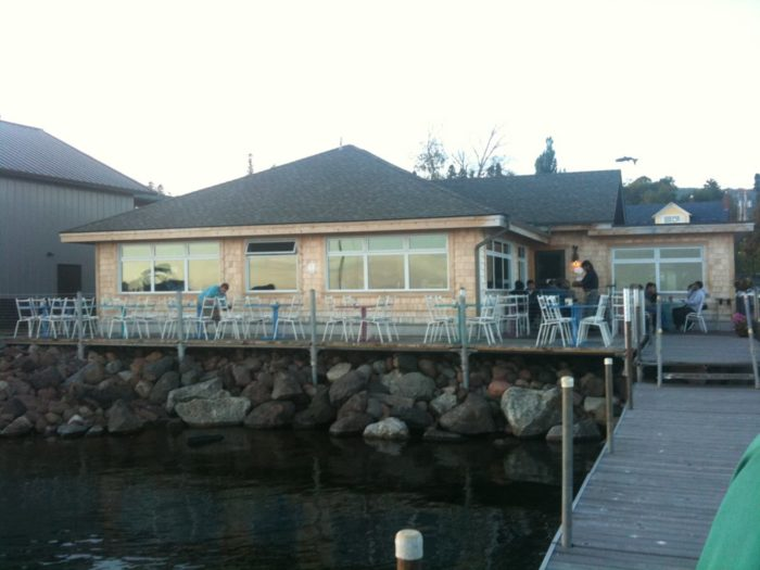 8. Angry Trout Cafe, Grand Marais