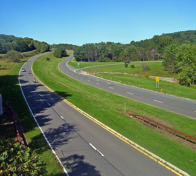 Most of the parkway consists of tight, narrow two-lane roads that will keep your eyes glue straight ahead.
