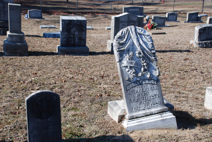 6. Mount Holly Cemetery (Little Rock)