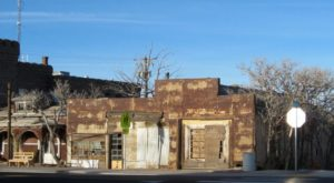 The Abandoned Town In Nevada That Most People Stay Far, Far Away From