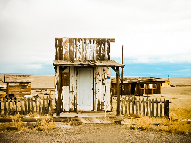 6. Cisco Ghost Town