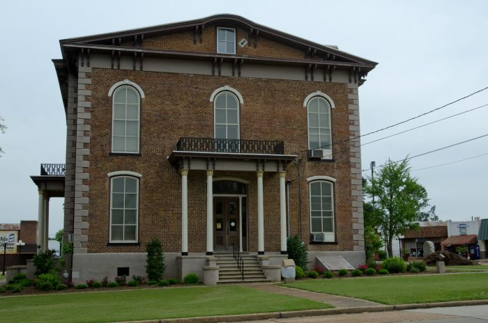 2. Pickens County Courthouse - Carrollton, AL