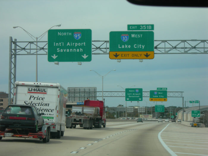 The deadliest highway by far, with 278 fatalities, was I-10. Though it runs 2,460 miles through eight states, it's only the fourth-longest highway in the country.