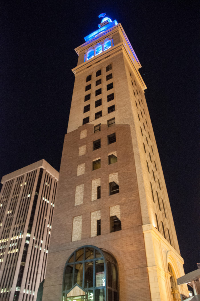 3. Daniels & Fisher Tower