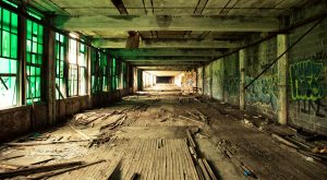 This Abandoned Midwestern Factory Is An Eerie Reminder Of America's Industrial Past