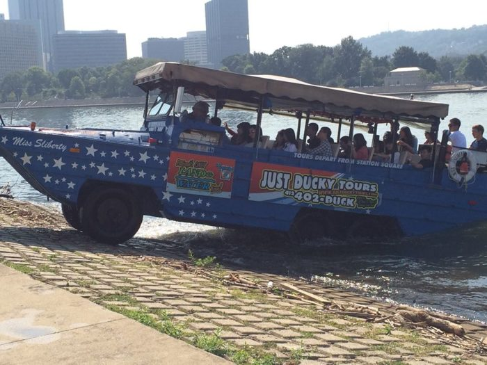 7. Just Ducky Tours