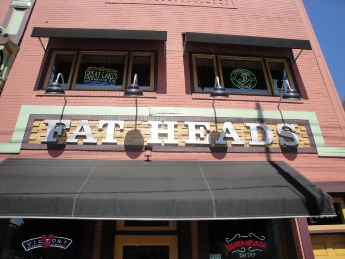5. Fat Head's Saloon – 1805 E Carson Street