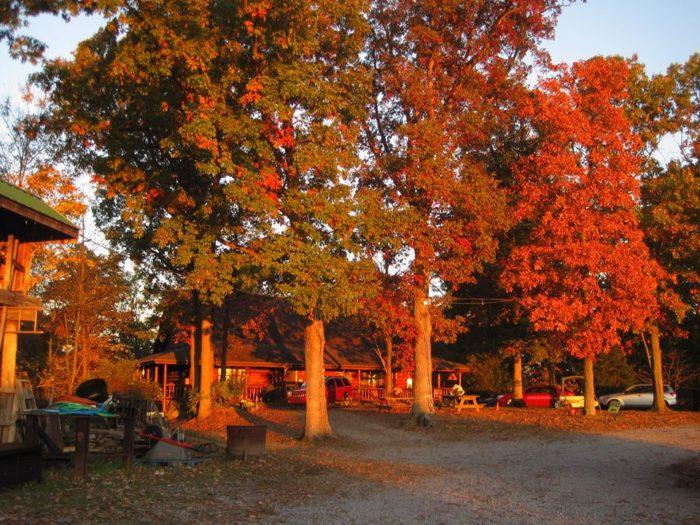 7. Mountain Top Campground – Tarentum