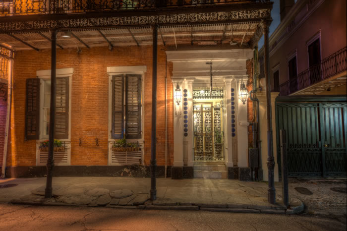 There is actually a specific tour that is meant to explore the murderous women who roamed the French Quarter.