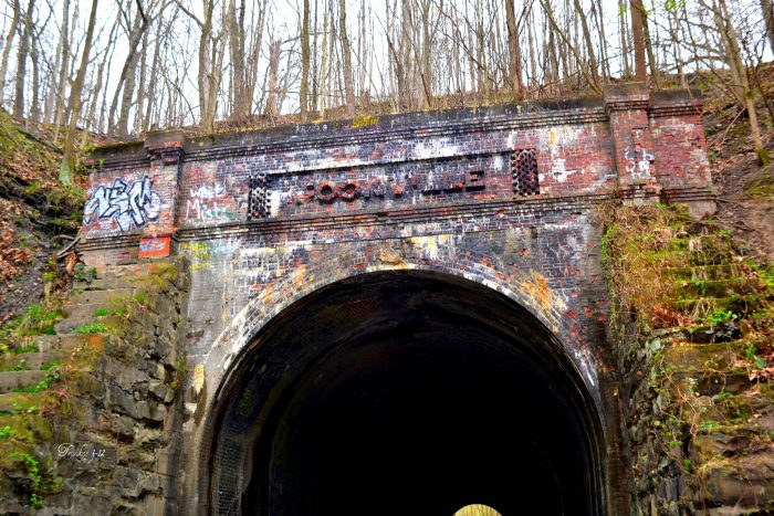 2. Moonville Tunnel (McArthur)
