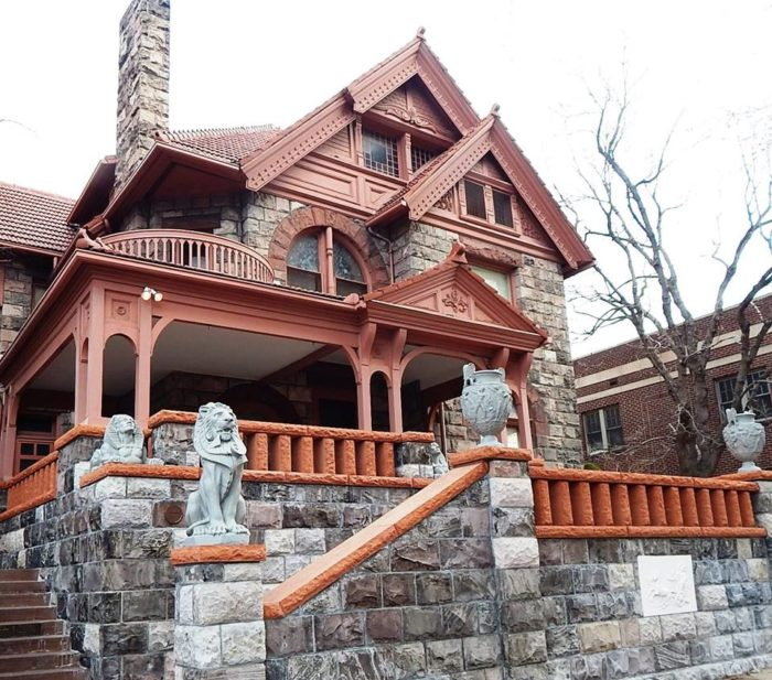 6. Molly Brown House Museum