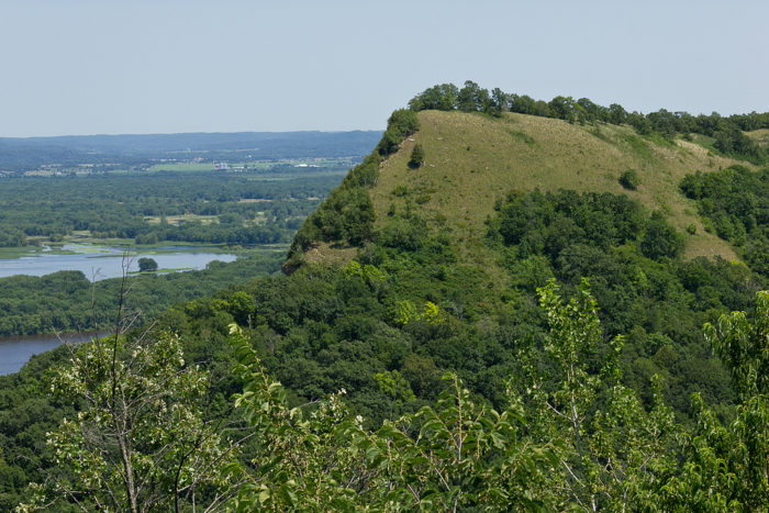 10. King's Bluff Trail in Great Bluffs State Park - 3.6 miles