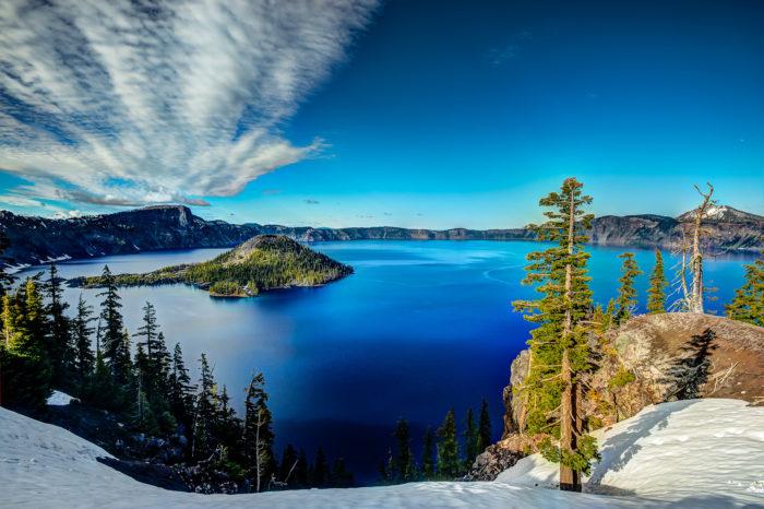 8. Crater Lake National Park
