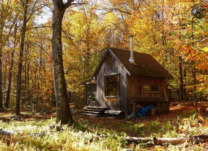 7. Hermit's Hut, Westhampton