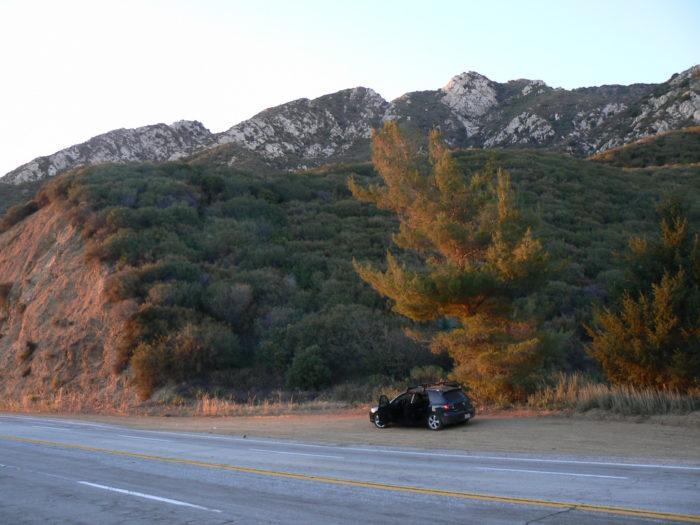 1. Angeles Crest Highway, San Gabriel Mountains