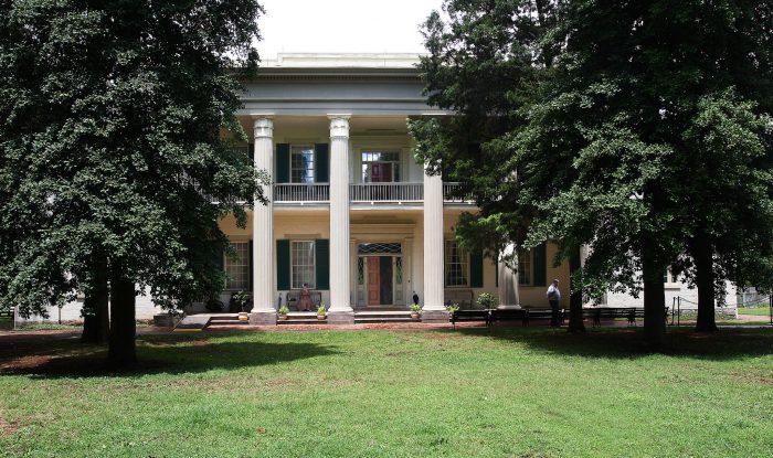 6. The Hermitage