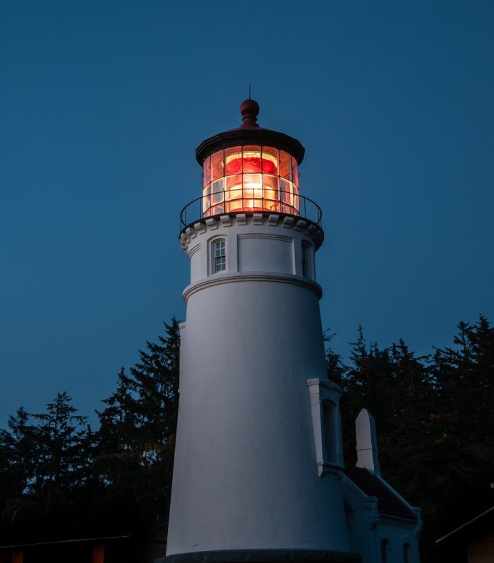 4. Umpqua River Lighthouse