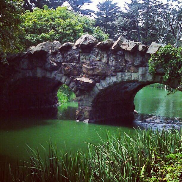 1. Stow Lake: Golden Gate Park