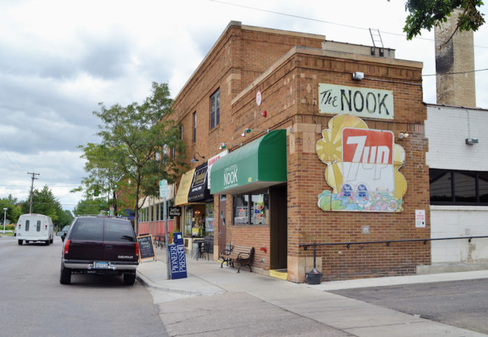 10. The Nook (St. Paul)