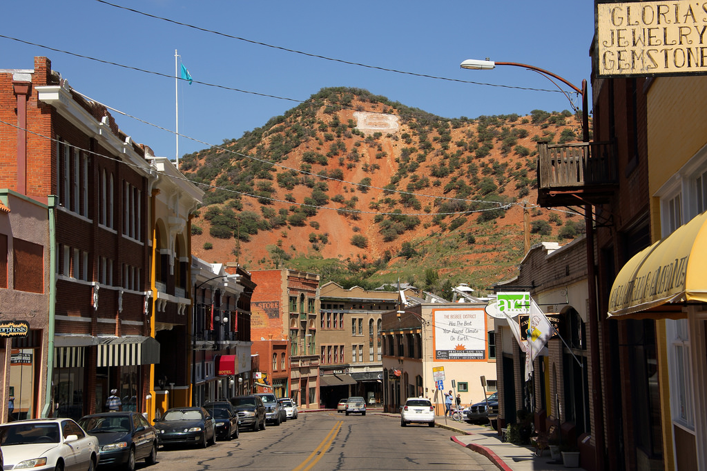 Bisbee: An Old Mining Town In Arizona That Is Haunted