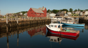 The Quiet Fishing Town In Massachusetts That Seems Frozen In Time