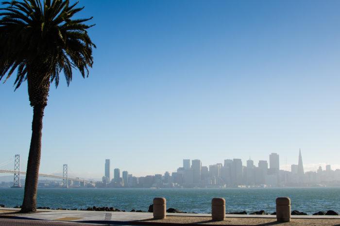 9. Treasure Island: San Francisco