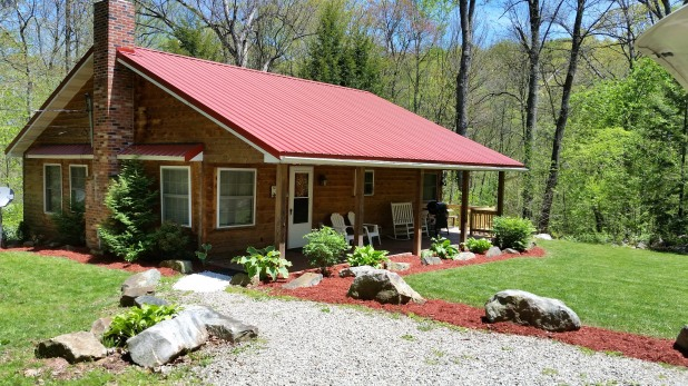 8. The Bear Claw Cabin – Confluence