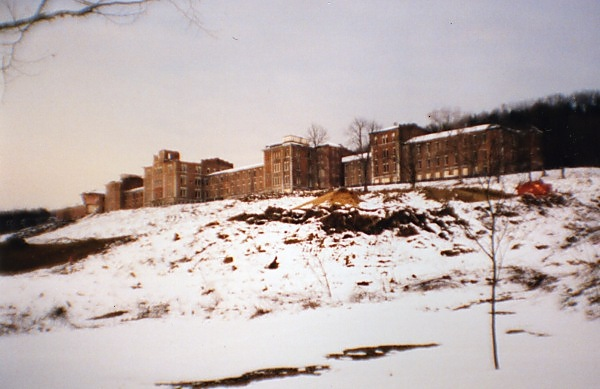 8. Dixmont State Hospital