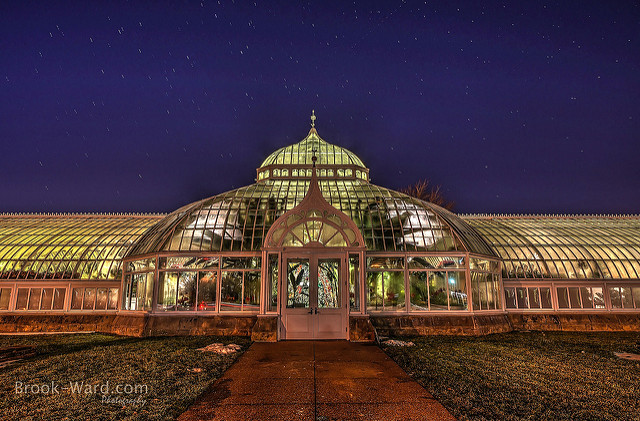 8. Phipps Conservatory – 1 Schenley Drive, Pittsburgh