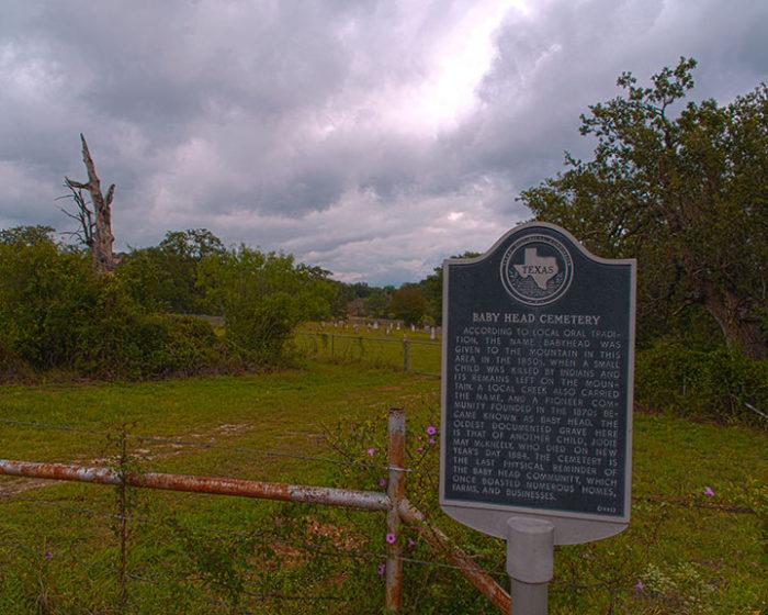8. Baby Head Cemetery (Llano)