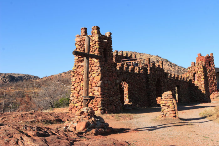 4. Holy City of the Wichitas, Lawton