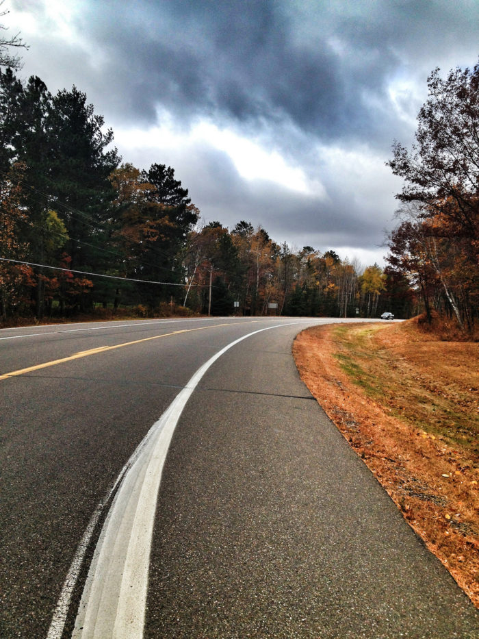 9. County Road 77 in Crow Wing County