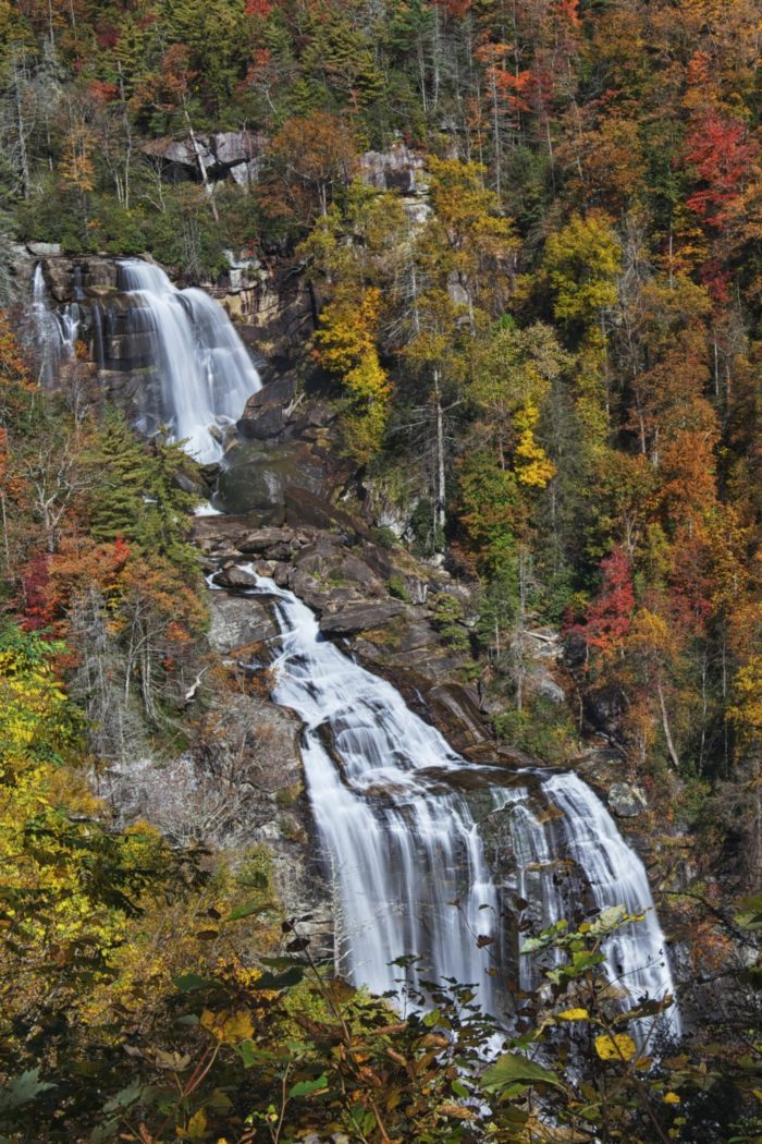 10 Of The Most Beautiful Scenic Fall Drives In North Carolina