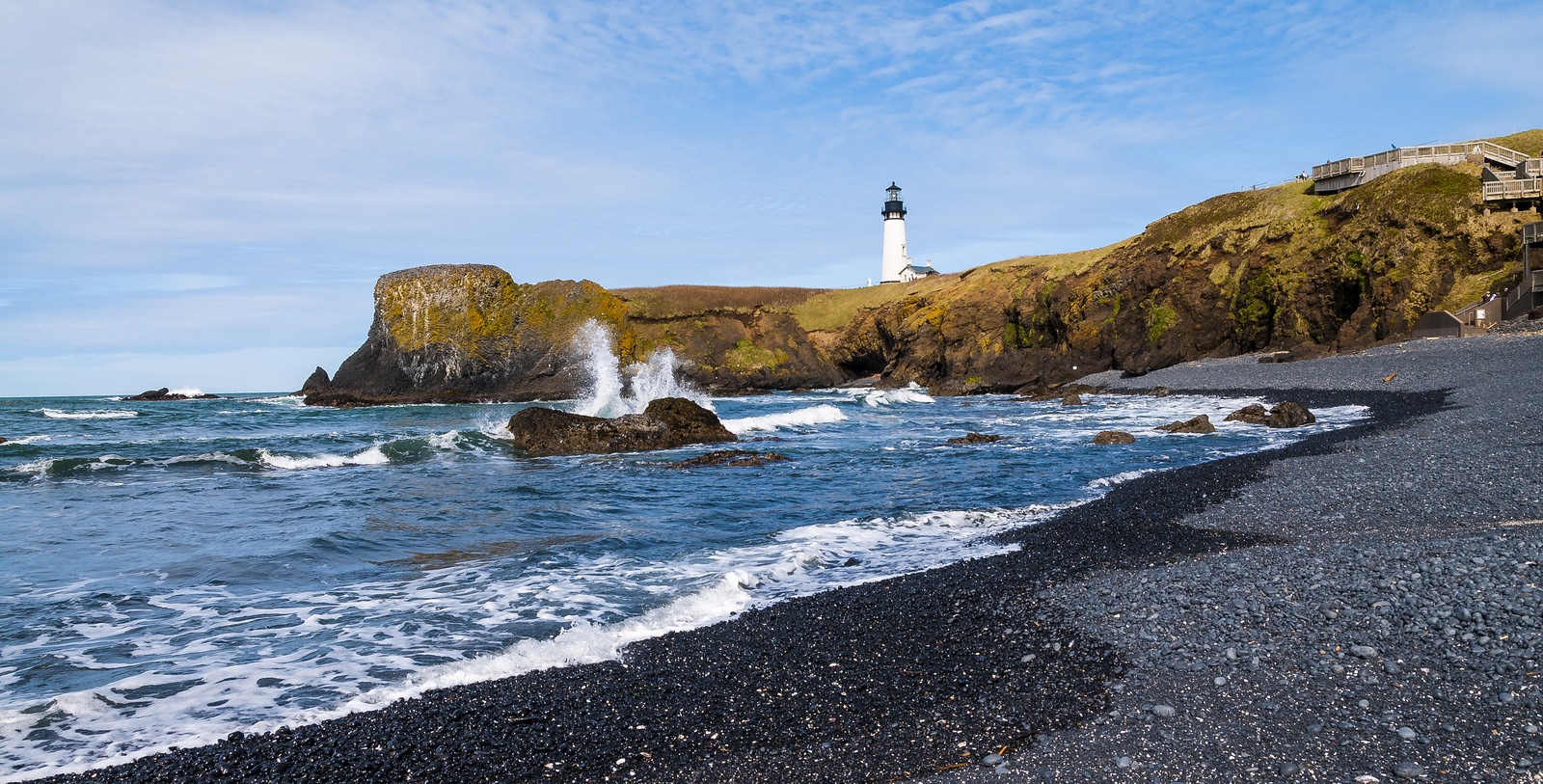 Everyone In Oregon Should Visit The Unique Cobble Beach At