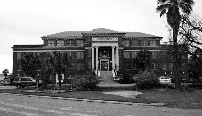 10. Jefferson Davis Hospital (Houston)