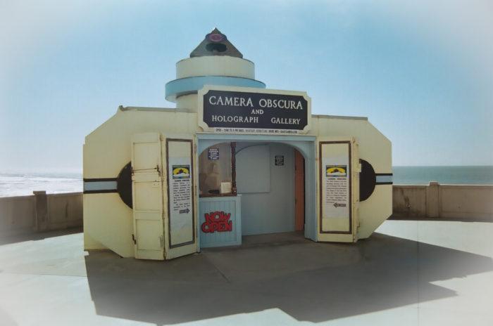 1. Camera Obscura: 1096 Point Lobos Avenue