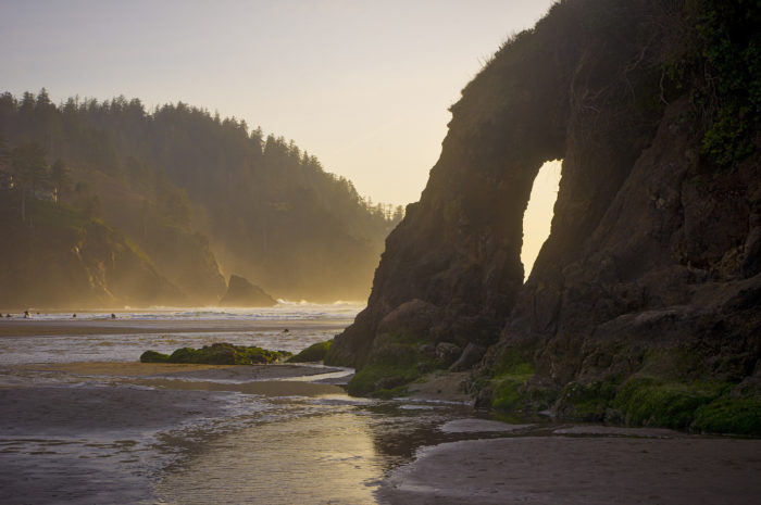 How Much Is A Mile >> The 11 Most Beautiful Hidden Gems On The Oregon Coast