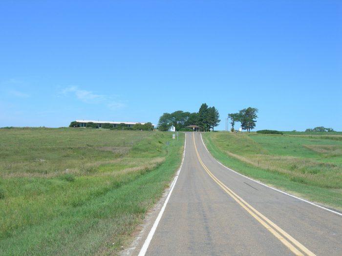 ...beautiful drive...