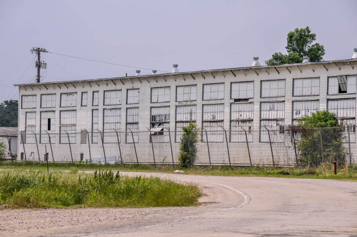 Abandoned Military Bases In Texas